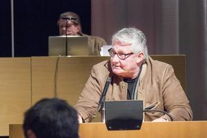 Göran Bergström (S), kommunalråd i Strömsunds kommun.