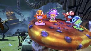 I Disney Universe ska man kunna spela flera tillsammans.