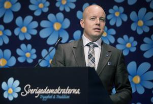 Sveriges andre vice talman anklagar den svenska rättsstaten för att vara politiskt korrupt - och ingen reagerar?