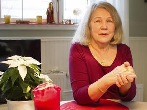 Som pensionär fick Aila Nordh tid att skriva den bok som hon burit inom sig under hela sitt vuxna liv.