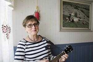 Anneli Granqvist njuter av sina bonusdagar och ser fram emot livet som pensionär med mycket musik och dans.