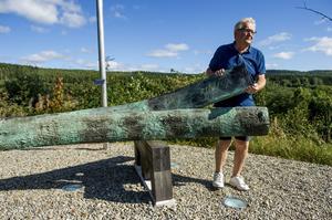 Thommy Uhlin, ordförande för Brynge Kulturförening, hoppas på mer stöttning av kommunen.