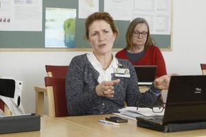 Anna Hildebrand (MP) ville höja skatten ytterligare i höstas för att klara budgeten.