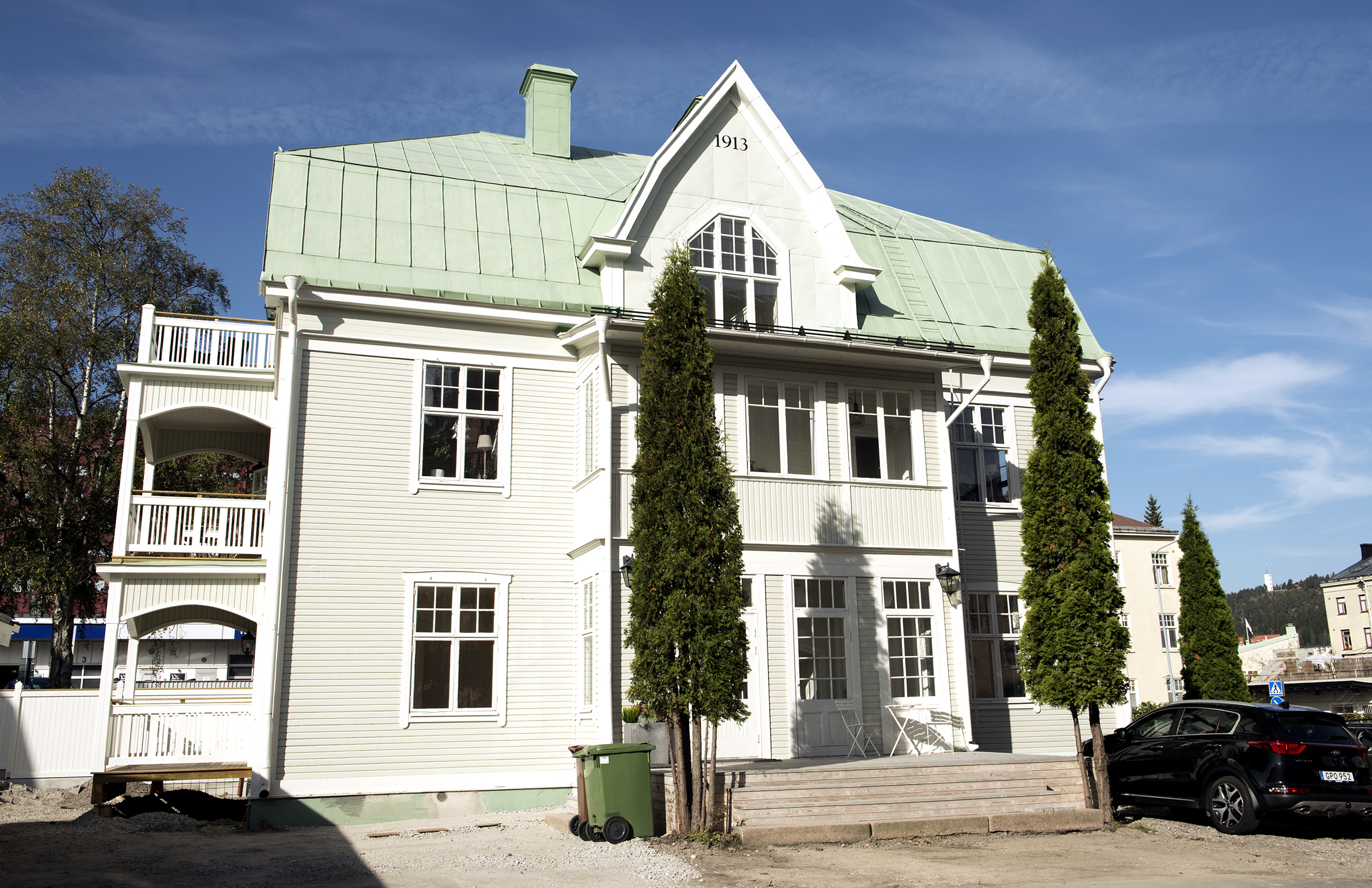 Oslo krok upp