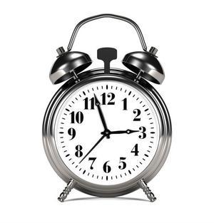 Människan är som tröttast mellan klockan 2 och 6 på natten.