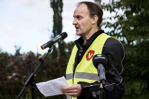 Göran Wåhlstedt, gruppledare Vänsterpartiet