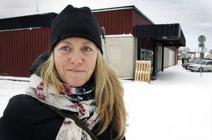 – Vi behöver inga samlingslokaler i Krokoms centrum. Däremot fler affärslokaler, tycker Susanne Nordqvist.