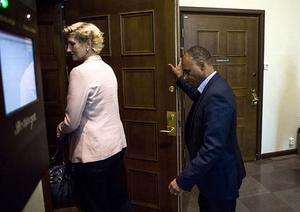 Åklagare Kim Andrews vid internationella åklagarkammaren i Stockholm förberedde åtalet mot huvudmannen och de 22 medåtalade från maj 2012 fram till mitten av mars i år.
