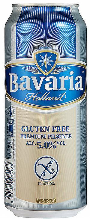 Bavaria Premium Gluten Free.