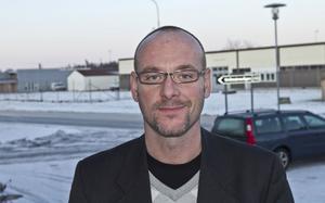 Joacim Swedén tar över rektorsstolen på Thoren.