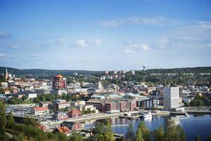 """Signaturen """"Norrlänning"""" har med hjälp av statistik från SCB kommit fram till att regionkontoret ska ligga i Örnsköldsvik."""