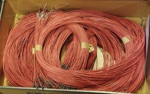 De här kablarna kommer med största sannolikhet finnas i Volvos nya bilar i framtiden.