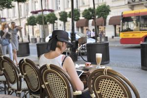 Utbudet av trevliga kaféer, barer och restauranger har blivit mycket bättre de senaste åren.