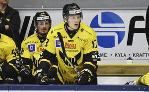 Arbogakaptenen Albin Johansson har övertygat och verkligen tagit chansen i VIK Hockey.