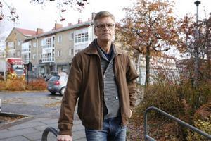 Sören Ericson hade ett treårskontrakt med Hudiksvalls FF, men nu har han sagt upp sitt kontrakt.