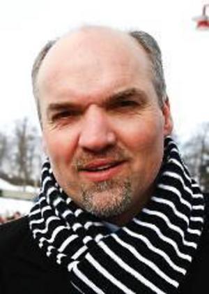 Lars-Göran Blad, 46 år, Östersund:– Det är ju alltid gott med våfflor. Men om det behövs någon speciell dag vet jag inte.