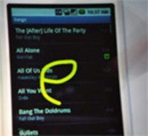 Små uppdateringar i Android 2.0