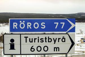 Närmsta sjukhus, sett från Funäsdalen, ligger i Norge. Med god marginal.