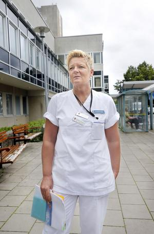Liselott Sjöqvist.