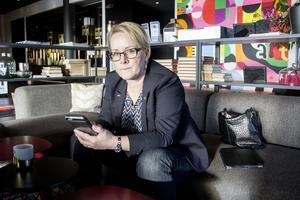 Maria Stenberg (S), landstingsråd i Norrbotten och sammankallande i styrgruppen som förbereder för eventuellt bildande av storregion i Norrland. Hon hade direktkontakt med civilminister Ardalan Shekarabi (S) efter beskedet om att länsstyrelserna inte slås ihop 2018.