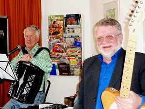 Duon Vivana spelade klassiska godingar.