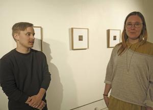 Jonas Westlund och Ann-Catrin Olsson frågar sig vad som finns i ett namn.