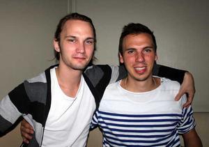 Blue Moon Bar. Martin Persson och Alexander Fröjd