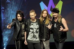 Eclipse består av Erik Mårtensson (sång/gitarr), Magnus Henriksson (gitarr), Magnus Ulfstedt (bas) och Philip Crusner (trummor).