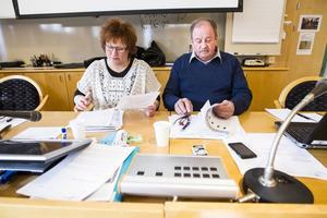 Partierna gör om. Utbildningsnämndens ordförande Malin Ängerå (S) och vice ordförande Torsten Hellström (M) ville utreda ett sammanslaget högstadium i Ljusdal. Deras partier vill utreda mer förutsättningslöst.