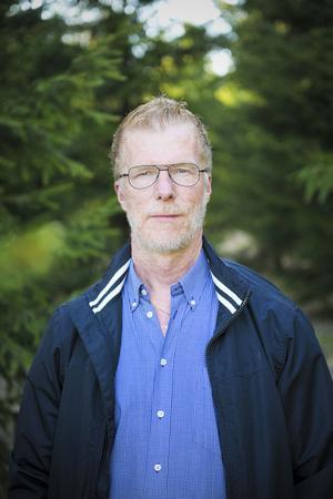 Örjan Unogård, tillförordnad ordförande.