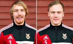 Christoffer och Robin Fryklund.