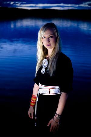 Sofia Jannok är ett av dragplåstren till årets Musik vid Dellen.
