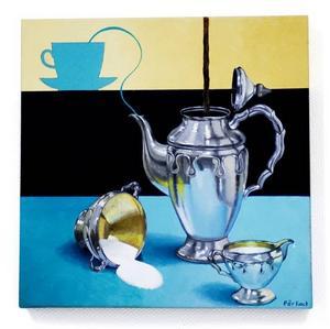 """""""Kaffeservisen""""."""