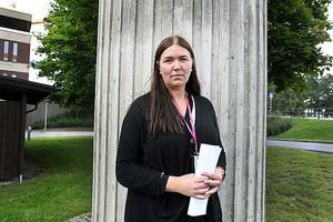 Hanna Höghielm är chef för akutsjukvården och hon tror att kölappssystemet ska göra att patienterna snabbare blir undersökta.