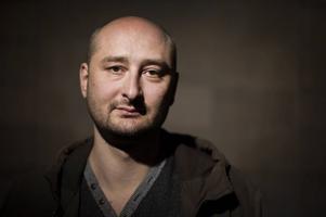 Den ryske journalisten och författaren Arkadij Babtjenko är bokad till årets upplaga av Littfest i Umeå.