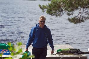 Bosse Sjötröm har tagit både VM-EM och SM-medaljer sedan 1979.