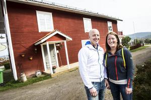 Andreas och Malin Lönnmo driver  Gästgivars i Järvsö och nu utökar de verksamheten.
