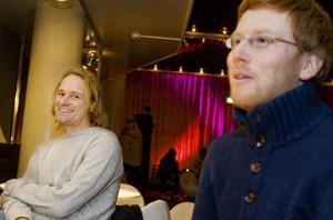 Magnus Oredsson och Mikael Sjöberg har, tillsammans med Jan Nordin, två toppturer att se fram emot i vår. – En går till Romsdalen i Norge i slutet av mars och den andra till Sylarna i mitten av april, berättar Magnus.