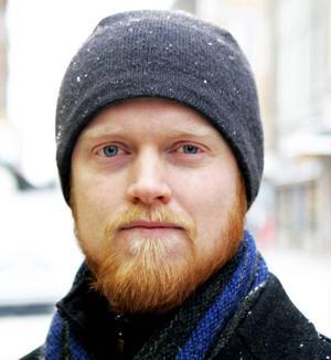 Oskar Jonsson, 28 år, Härnösand:– Nej, faktiskt inte. Man är ju ung och har balansen i gott skick. Det är väl andra som kan drabbas mer, framförallt äldre.