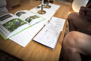 Det tar tid att planera den perfekta trädgården. Särskilt när två olika intressen ska samsas om 1 000 kvadratmeter.