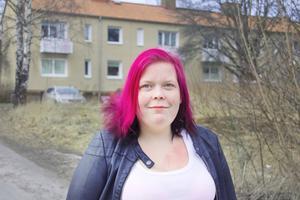Framåt. Linnea Johansson känner positivt inför framtiden och tycker att hon fått bra hjälp till ett liv där hon kan må bättre.
