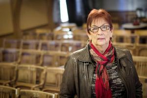 Maj-Britt Tönners, ordförande i stiftelsen Ljusdalsbygdens museum, önskar att Ljusdals kommuns engagemang i museet kunde vara större.