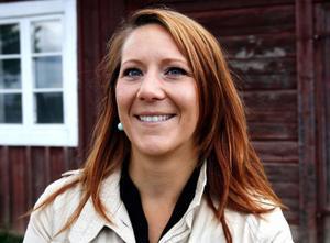 Karin Engström, Östersund– Ekonomin. Det är det mest aktuella nu.