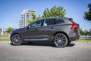 Nya Volvo XC60 är en krympt version av stora XC90. Den väntas bli Volvos viktigaste exportbil.