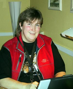 Monica Sandström kan bli årets Eldsjäl.