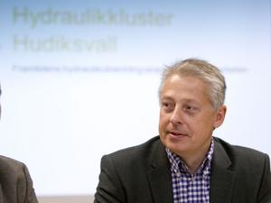 Lars Lindahl är vd vid Huddig AB.
