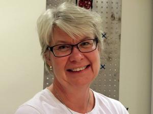 Ann-Marie Johansson (S), gläds åt initiativet från byalaget i Rätan.