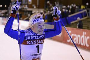 Sundling vann SM-guldet i sprint för bara en vecka sedan – nu är hon nerbäddad i Seiser Alm.