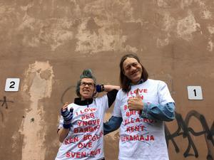 Soy & Roy (Sundsvall)är finalister i Musikschlaget 2017 och tävlar med