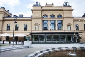 Norrporten köpte Stadshuset 2007 av kommunen.